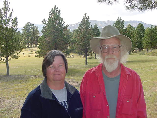 Jim and Linda Schmiedt